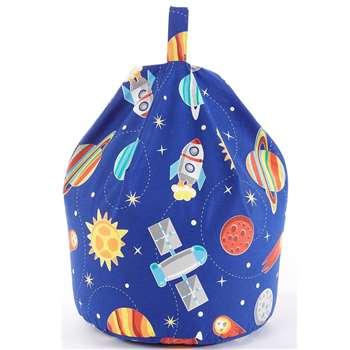 Space Rockets Beanbag (H60 x W50 x D50cm)