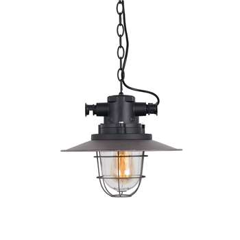 Spence Factory Pendant Light (25 x 29cm)