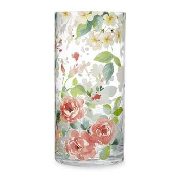 Spring Floral Vase (25 x 12cm)