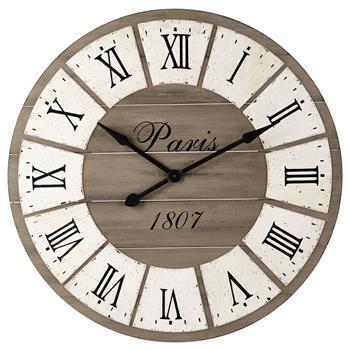 ST GERMAIN wooden clock (92 x 92cm)