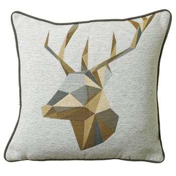 Stag Cushion (43 x 43cm)