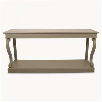 Stanley Long Grey Console Table (82.5 x 10cm)