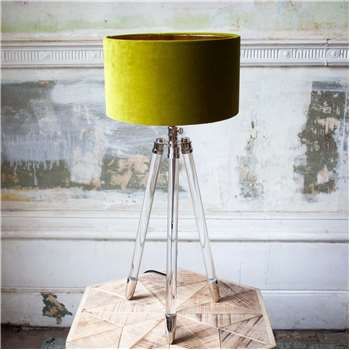 Statten Tripod Table Lamp (H75 x W23 x D23cm)