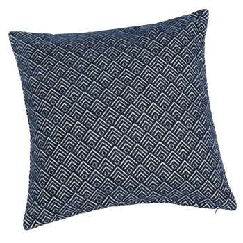 STEVES blue cushion 45 x 45 cm