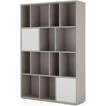 Stretto Large Shelves, Grey (180 x 120cm)