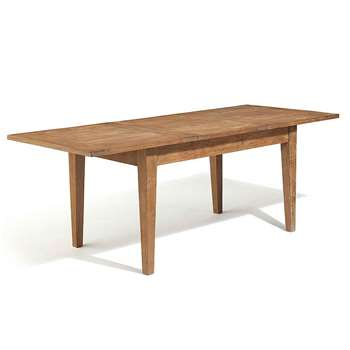 Sumatra Extending Dining Table (H78 x W150-210 x D90cm)