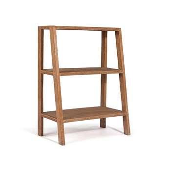 Sumatra Half Ladder Bookcase (86 x 64cm)
