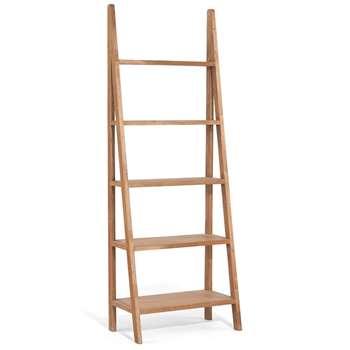 Sumatra Ladder Bookcase (183 x 65cm)