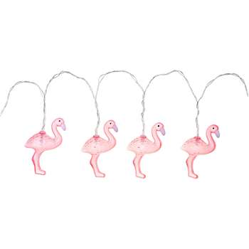 Sunnylife - String Lights - Flamingo (400cm Length)