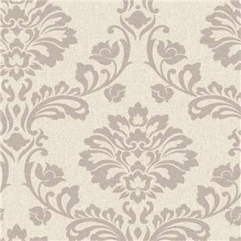 Superfresco Beigechampagne Aurora Wallpaper, Beige