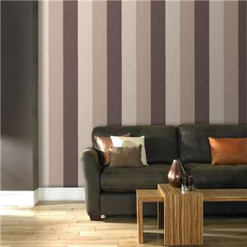 Superfresco Chocolate Java Wallpaper, Ivory
