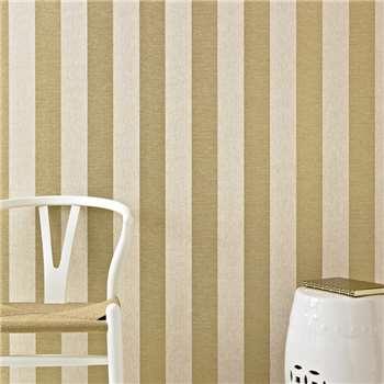 Superfresco - Ariadne Beige and Gold Wallpaper