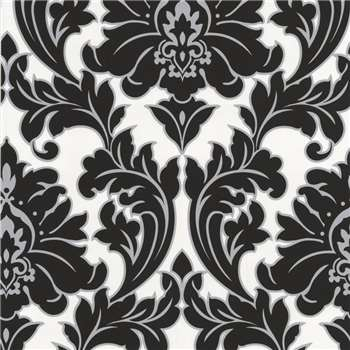 Superfresco Easy Black Majestic Wallpaper