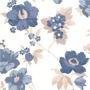 Superfresco Easy Blue Eden Wallpaper