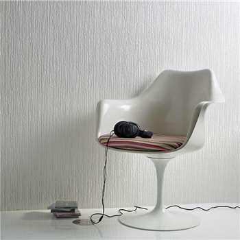 Superfresco Paintables White Bark Wallpaper