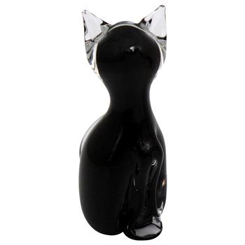 Svaja Katie Kitten Ornament, Black