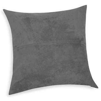 SWEDINE charcoal grey cushion (40 x 40cm)