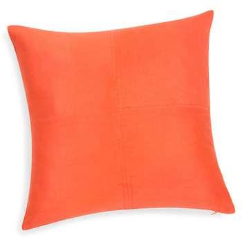 SWEDINE cushion in coral (40 x 40cm)