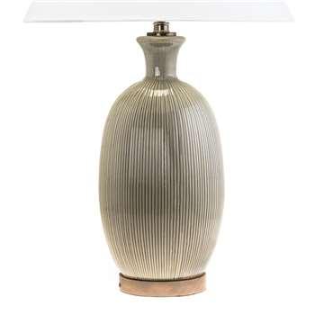 Tacoma Ceramic Lamp Base (54 x 20cm)