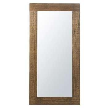 TAIGA - Pine Mirror (H165 x W81.5 x D2.5cm)