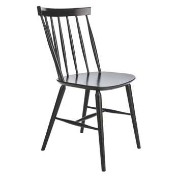 Talia Black dining chair