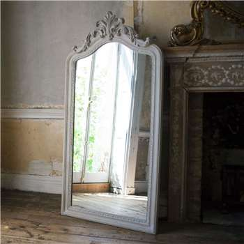 Tall Baroque Mirror (H160 x W80cm)
