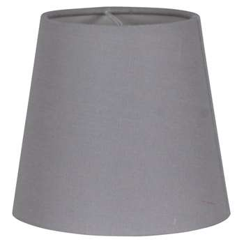 Tall Candle Light Shade Ash (H11.5 x W14 x D14cm)
