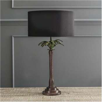 Tall Palm Tree Table Lamp Base (H52 x W20 x D20cm)