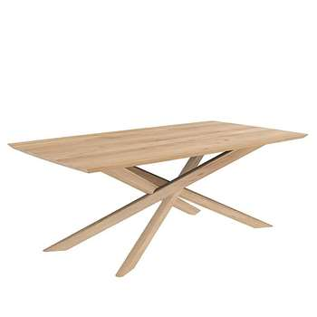Tamako Dining Table (H76 x W203 x D106cm)