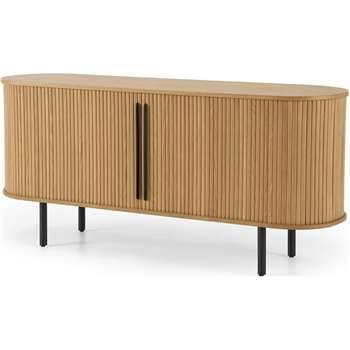 Tambo Sideboard, Oak (H73 x W160 x D45cm)
