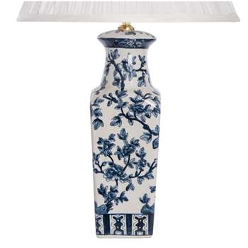 Tea Tree Vase Lamp Base (38 x 13cm)