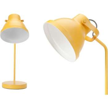 Ted Table Lamp, Mustard (49 x 18cm)