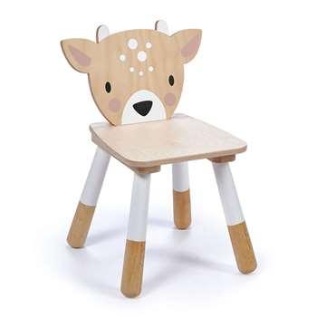 Tender Leaf Toys - Kids Forest Deer Chair (H47.5 x W32 x D30cm)