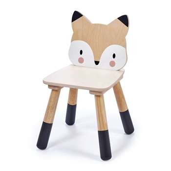 Tender Leaf Toys - Kids Forest Fox Chair (H48 x W32 x D30cm)