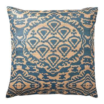 Tenganan Cushion Cover - Atlantic (51 x 51cm)