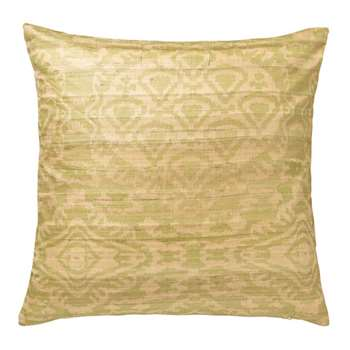 Tenganan Cushion Cover - Eucalyptus (51 x 51cm)