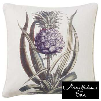 The Ananas Cushion Cover, Medium - Multi (46 x 46cm)