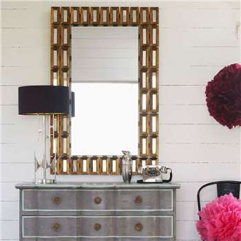 The Pez Mirror (H122 x W80cm)