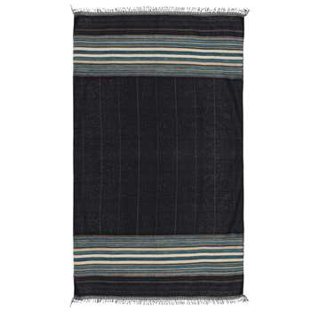 Thira Throw - Blue (122 x 228cm)