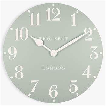 Thomas Kent Arabic Wall Clock, Sorrel (H51 x W51 x D4.4cm)