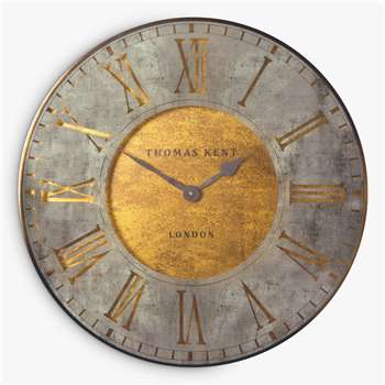 Thomas Kent Florentine Star Wall Clock (Diameter 76cm)