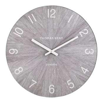 Thomas Kent Wharf Wall Clock, 76cm (H76 x W76 x D3cm)