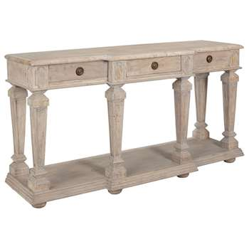 Thoreau Console Table - Natural (79 x 152cm)