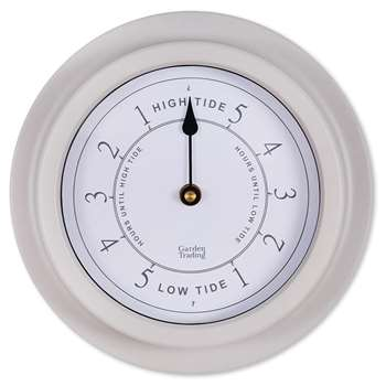 Tide Clock (H22.7 x W22.7 x D4.5cm)