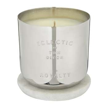Tom Dixon - Eclectic Collection Scented Candle - Royalty - Medium (H8 x W8.5 x D8.5cm)