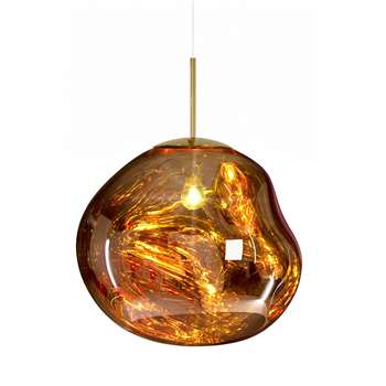 Tom Dixon - Melt Gold Pendant Light - Big (50 x 50cm)