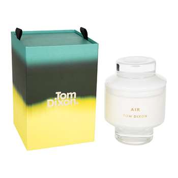 Tom Dixon - Scented Candle - Air - Large (H24 x W16 x D16cm)