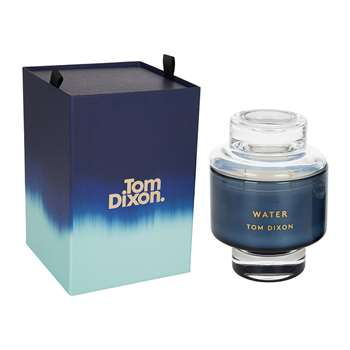 Tom Dixon - Scented Candle - Water - Large (H24 x W16 x D16cm)