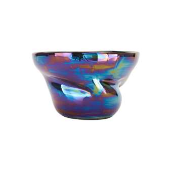 Tom Dixon - Warp Bowl - Large (H16 x W28 x D28cm)