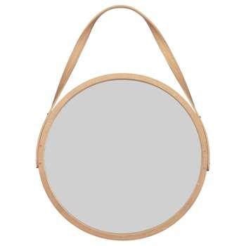 Tom Raffield Harlyn Mirror (80 x 58cm)